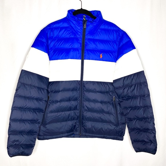POLO RALPH LAUREN Men Packable Quilted Down Jacket